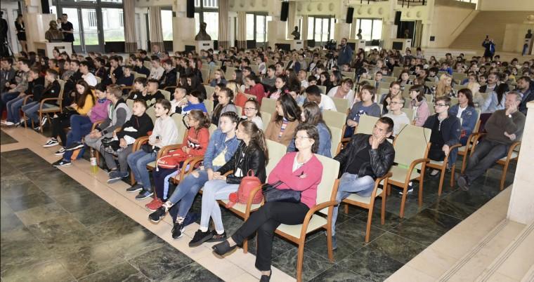 Kazinczy Nap az egyetemen
